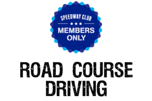 Speedway Club Road Course Logo