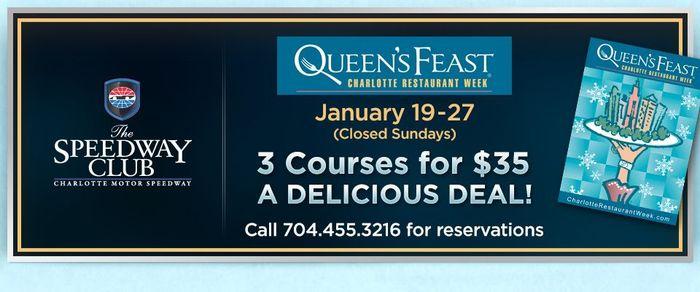 2018 Queen's Feast Charlotte Restaurant Week